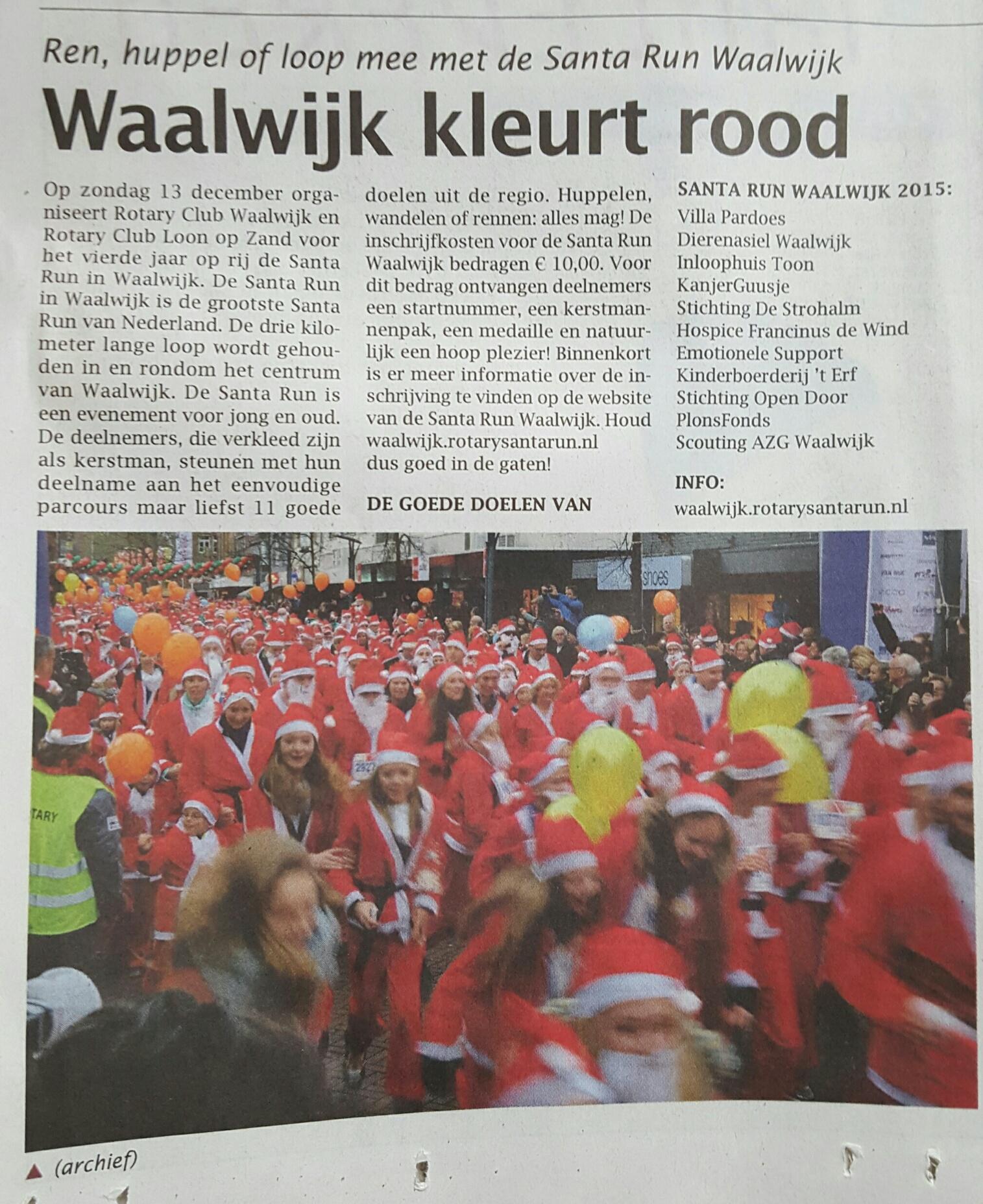 Weekblad Waalwijk-Drunen